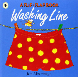 Washing line.(walker books)