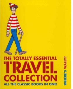 Where's wally? the totally essential tra