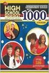 HIGH SCHOOL MUSICAL ACTIVITY BOOK WITH 1000 STICKERS.