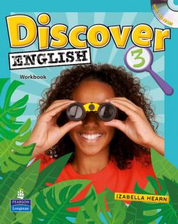 (11).DISCOVER ENGLISH 3.(WORKBOOK)