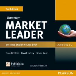 Market Leader 3rd edition Elementary Coursebook Audio CD 2