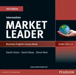 Market Leader 3rd edition Intermediate Coursebook Audio CD (2)