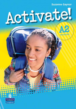 ACTIVATE! A2 (WB-KEY+CD)