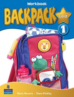 (10).BACKPACK GOLD 1.(ACTIVITY PACK) (PRIMARY)