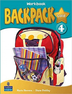 (10).BACKPACK GOLD 4º.PRIM.(ACTIVITY+CD+READER)