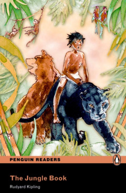 011 the jungle book level 2 with mp3 audio cd