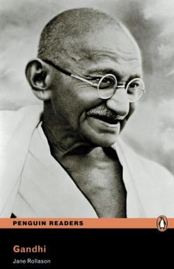 Penguin Readers 2: Gandhi Book and MP3 Pack