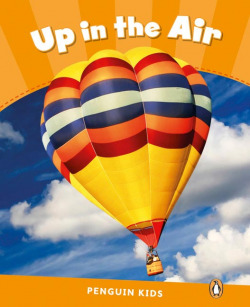 Penguin Kids 3 Up In The Air Reader CLIL