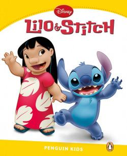 Penguin Kids 6 Lilo and Stitch Reader