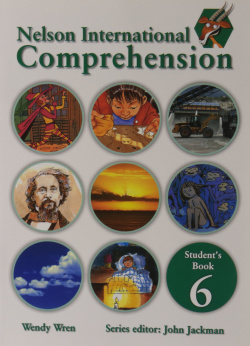 Comprehension nelson international Student's book