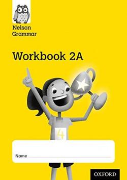(PACK 10).NELSON GRAMMAR 2A WORKBOOK