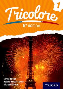 Tricolore Student Book 1