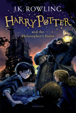 Harry Potter and the philosopher stone infantil