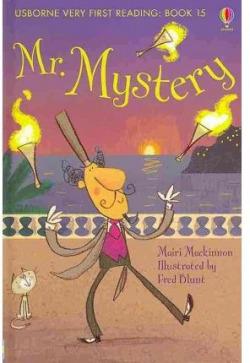 MR MYSTERY