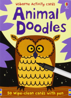 (watt)/animal doodles.(usborne)