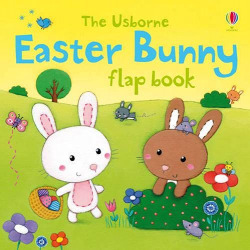 Easter bunny flap book 7-8 years