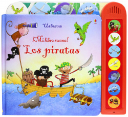 Los piratas. Mi libro suena!