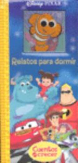 Pixar Relatos Para Dormir