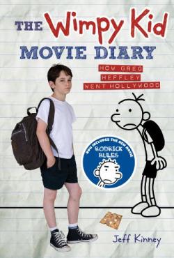 (kinney).wimpy kid movie diary 2:rodrick rules