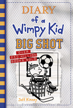 Big shot.diary of a wimpy kid (usa edition)