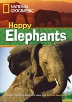 Happy elephants +cd