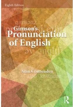 Gimson´s pronunciation of english