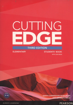 (13).CUTTING EDGE ELEMENTARY (ST+DVDROM) 3RD.EDIT