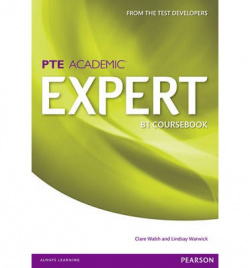 Expert test of english academic b1 standalone course