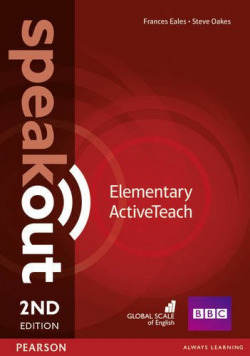 SPEAKOUT ELEMENTARY 2ND EDITION ACTIVE TEACH
