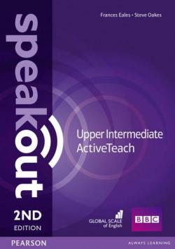 SPEAKOUT UPPER INTERMEDIATE 2ND EDITION ACTIVE TEACH