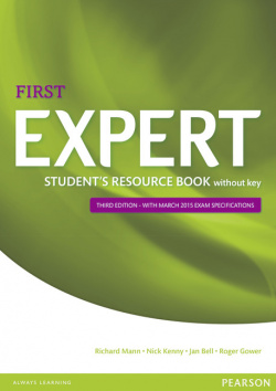 Expert first student resource -key