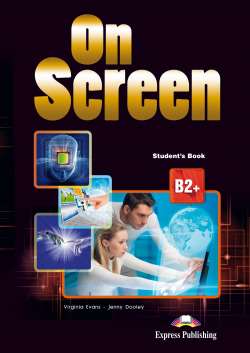 ON SCREEN B2+ STUDENTÆS BOOK (WITH DIGIBOOK APP)