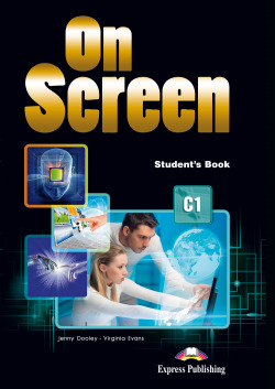 ON SCREEN C1 STUDENTÆS BOOK (WITH DIGIBOOK APP)
