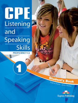 CPE LISTENING AND SPEAKING SKILLS 1 STUDENT´S BOOK