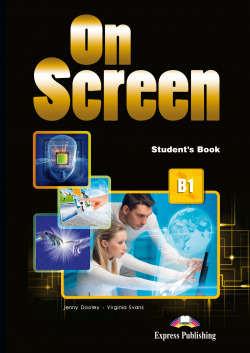 ON SCREEN B1 STUDENTÆS BOOK (WITH DIGIBOOK APP)