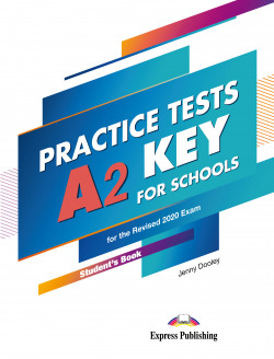 Practice test a2 key for schools student´s book