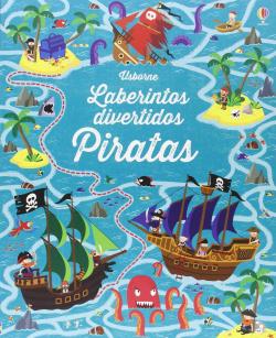 LABERINTOS DIVERTIDOS PIRATAS