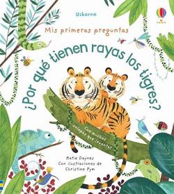 ¿por qué tienen rayas los tigres?