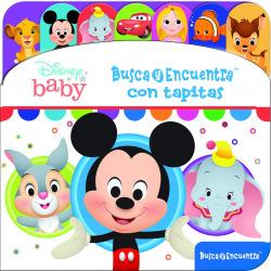 BUSCA Y ENCUENTRA CON TAPITAS DISNEY BABY