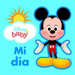 MI DIA. LIBRO TELA DISNEY BABY