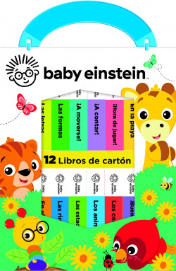 MI PRIMERA LIBRERIA BABY EINSTEIN M1L