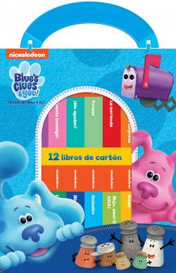 MI PRIMERA LIBRERÍA BLUES CLUES M1L