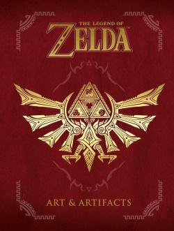 The Legend of Zelda. Art & Artifacts