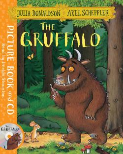 The gruffalo (+cd)