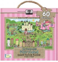 Green start giant floor puzzles