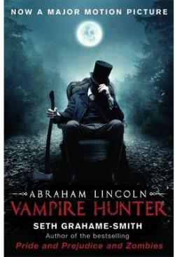 Abraham lincoln vampire hunter film tie
