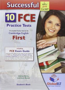 FCE.(SELF STUDY) SUCCESSFUL (10 PRACTICE TEST)