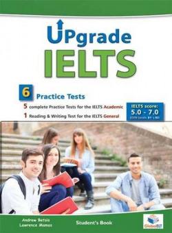 UPGRADE IELTS PRACTICE TESTS STUDENTS BOOK
