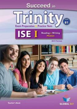 ISE II PRACTICE SPEAKING & LISTENING B2 (SUCCED IN TRINITY)