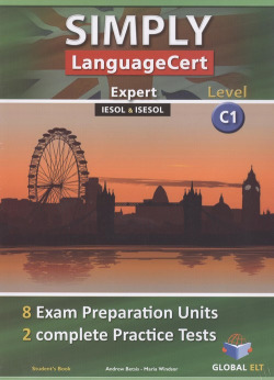 SIMPLY LANGUAGE CERT C1 SELF-STUDY EDITION